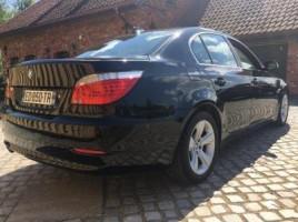 BMW 5 serija, Sedanas, 2008-01 | 2