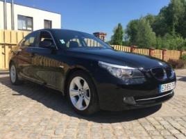 BMW 5 serija, Sedanas, 2008-01 | 1