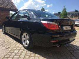 BMW 5 serija, Sedanas, 2008-01 | 3