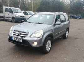 Honda CR-V visureigis 2005,  Kretinga