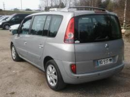 Renault Espace, Vienatūris, 2004-08   3