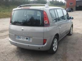 Renault Espace, Vienatūris, 2004-08   2