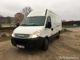 Iveco Daily, Krovininis, 2008-03 | 0