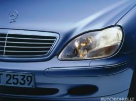 Mercedes-Benz S класса, 2002 | 0
