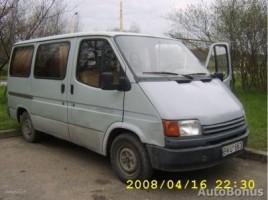 Ford Transit passenger 1987,  Kaunas