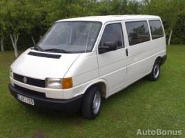 Volkswagen transporter keleivinis 1991,  Kaunas