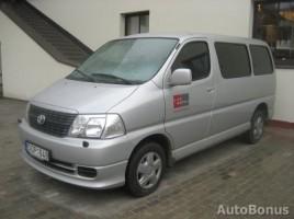 Toyota Hiace, Passenger, 2008 | 0