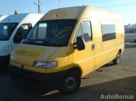 Fiat DUCATO krovininis