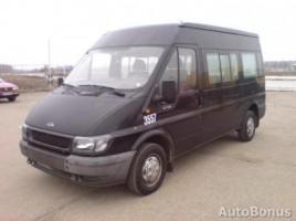 Ford TRANSIT 300M passenger 2001,  Radviliškis