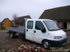 Fiat DUCATO krovininis 2000,  Kėdainiai