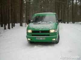 Volkswagen Transporter keleivinis 1993,  Utena