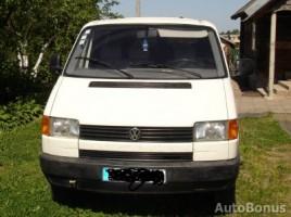 Volkswagen transporter keleivinis 1992,  Kėdainiai
