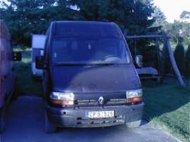 Renault master keleivinis