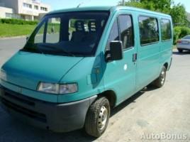 Fiat ducato keleivinis 1997,  Jurbarkas