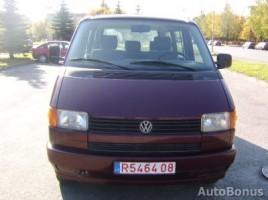 Volkswagen Caravelle keleivinis 1994,  Panevėžys