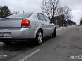 Opel Vectra, Sedanas, 2005-02-21 | 1