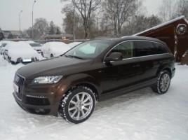 Audi Q7, Visureigis, 2014 | 2