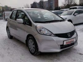 Honda Jazz, Hatchback, 2012 | 2