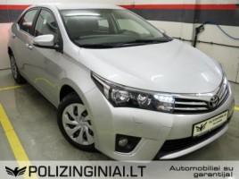Toyota Corolla, Sedanas, 2015-07 | 1