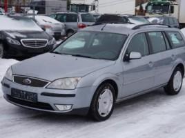 Ford Mondeo, Universalas, 2004-10 | 0