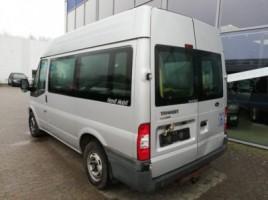 Ford Transit, Vienatūris, 2011-04 | 2