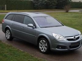 Opel Vectra, Universal, 2007-10 | 1