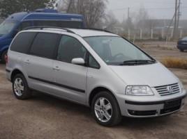 Volkswagen Sharan, Monovolume, 2002-07 | 1