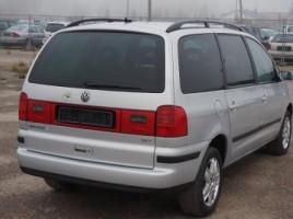 Volkswagen Sharan, Monovolume, 2002-07 | 2