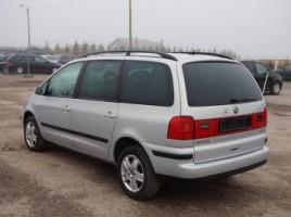 Volkswagen Sharan, Monovolume, 2002-07 | 3