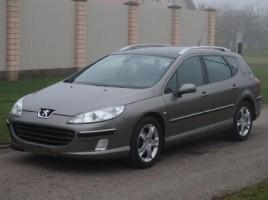 Peugeot 407, Universal, 2007-02 | 0