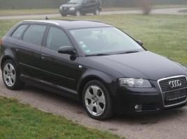 Audi A3, Hatchback, 2007-01 | 1