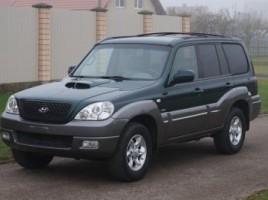 Hyundai Terracan, Visureigis, 2007-06 | 0