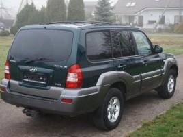 Hyundai Terracan, Visureigis, 2007-06 | 2