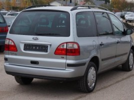 Ford Galaxy, Vienatūris, 2003-07 | 2
