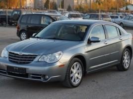 Chrysler Sebring sedanas 2008,  Kėdainiai
