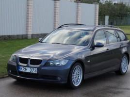 BMW 320 universalas 2006,  Kėdainiai
