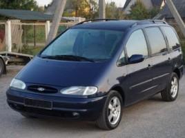 Ford Galaxy vienatūris 2000,  Kėdainiai