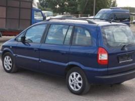 Opel Zafira | 2