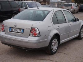Volkswagen Bora, Sedanas, 1999-03 | 2