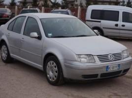 Volkswagen Bora, Sedanas, 1999-03 | 1