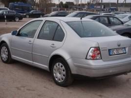 Volkswagen Bora, Sedanas, 1999-03 | 3