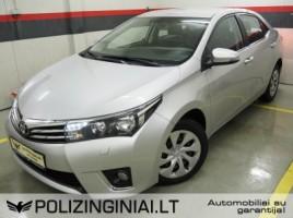Toyota Corolla, Sedanas, 2015-08 | 0