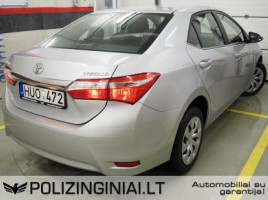 Toyota Corolla, Sedanas, 2015-08 | 2