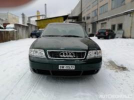 Audi A6, Sedanas, 1998 | 1
