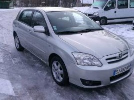 Toyota Corolla, Hečbekas, 2006-04 | 1