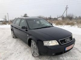 Audi A6, Universalas, 2001-07 | 0