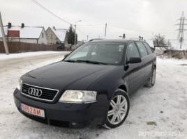 Audi A6, Universalas, 2001-07 | 1
