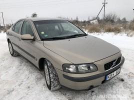 Volvo S60, Sedanas, 2001-08 | 0