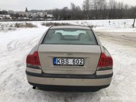 Volvo S60, Sedanas, 2001-08 | 2