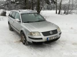 Volkswagen Passat универсал 2005,  Вильнюс